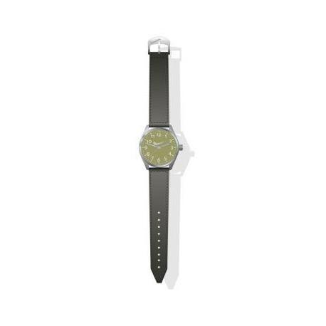 Vespa Luxe Horloge Comfort (groen)