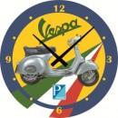 Wandklok Vespa Sport