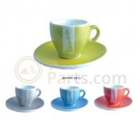 Kopjes Vespa Espresso (set)