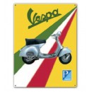 "Plaat Vespa ""GS 150"""