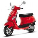 Vespa LX Rosso Dragon | Nu Accessoires met 50% korting!