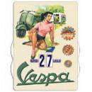 Kalender Vespa camping country