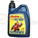 Vespa Motorolie 2T Metra (vol-synth) 1L