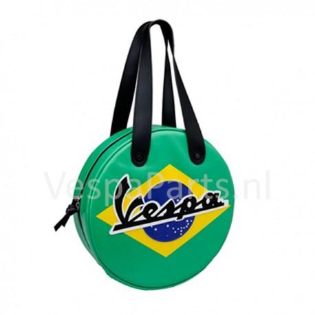Vespa Tas Rond Brasil