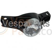 Koplamprand Vespa LX Chroom