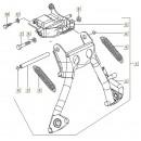 19: Middenstandaardset Vespa ET C16 Buzetti