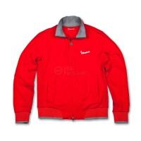 Vespa Vest original heren rood