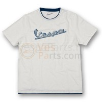 Vespa T-Shirt original heren Wit