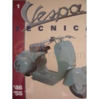 Vespa Tecnica: COMPLETE SERIE Deel 1-5